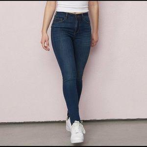 Garage Skinny Jeans Jeggings Leggings Size 00
